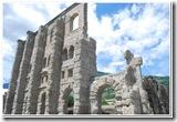 2000 år gamle murar
